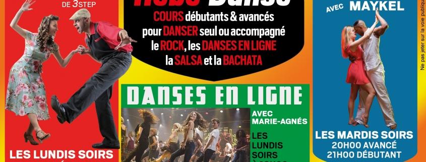 Cours de danse à Pontacq
